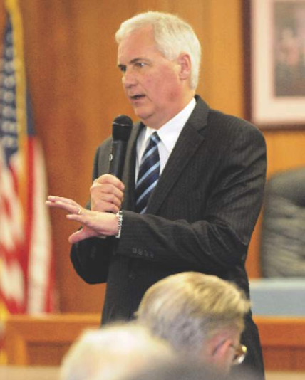 Tom McClintock has withdrawn from a CA-04 debate, and will now only hold one debate against rival Jessica Morse.