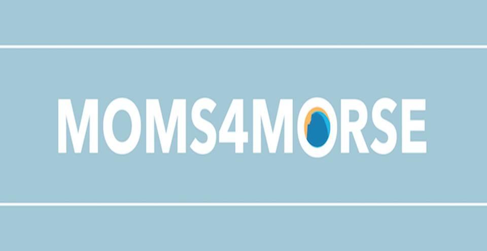 moms for morse logo