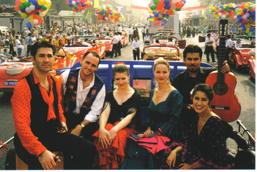 1999 International Music and Culture Festival, Beijing, China