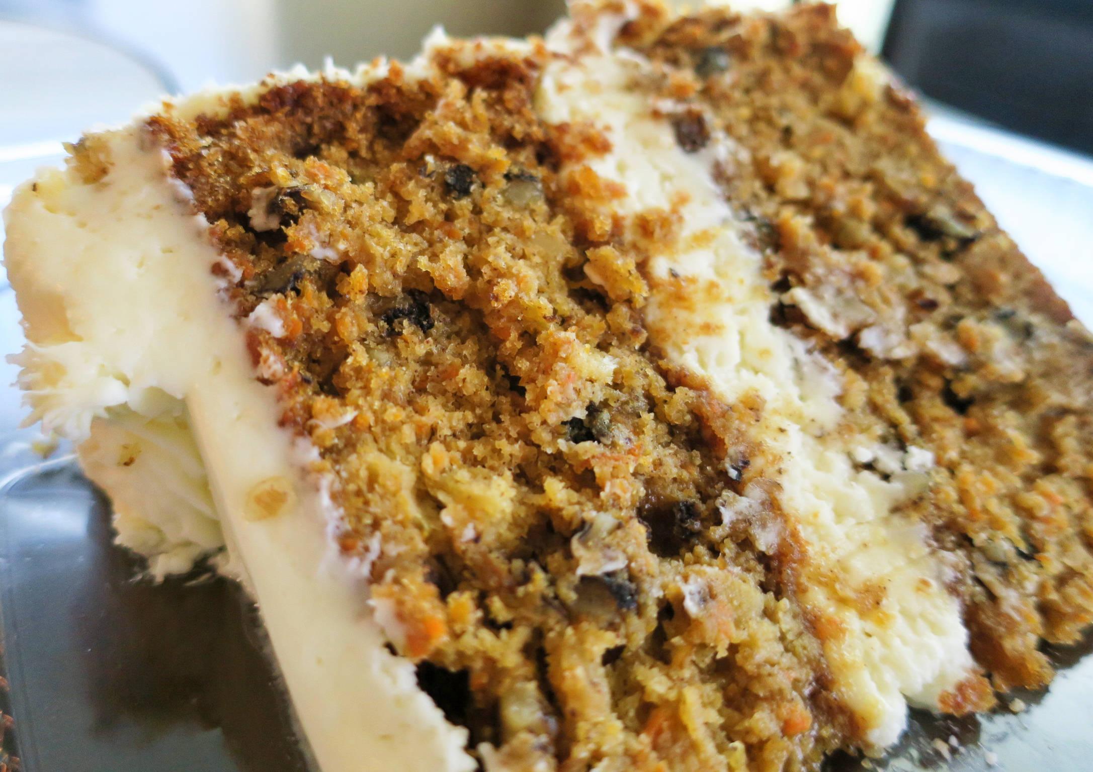 Carrot Cake - Ooh La La The Dessert Boutique, Houston, TX