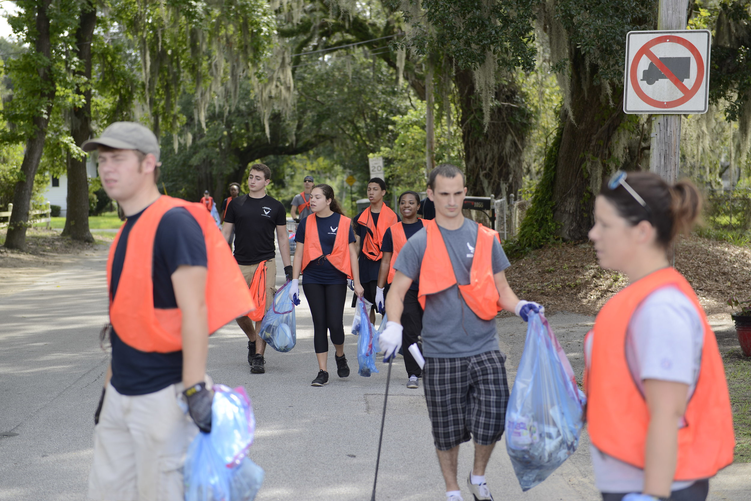 Next Community Clean up day March 23,2019 - We are asking groups and individuals to volunteer Saturday, March 23 between the hours of 7:30am- 3:00pm. Details below.