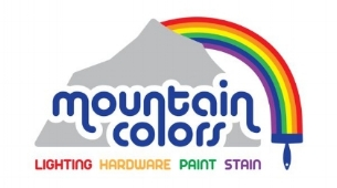 mountain colors paint and design