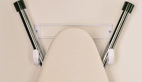 ironing board holder