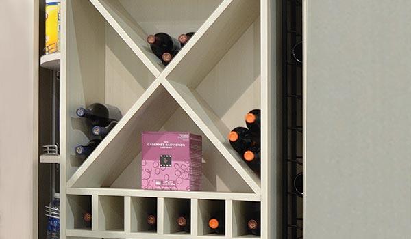 wine cube