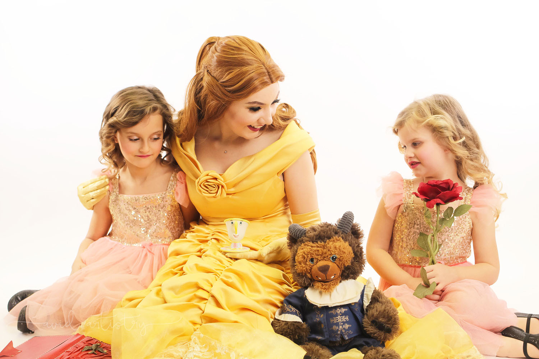 Princess Party Wichita Kansas Photography