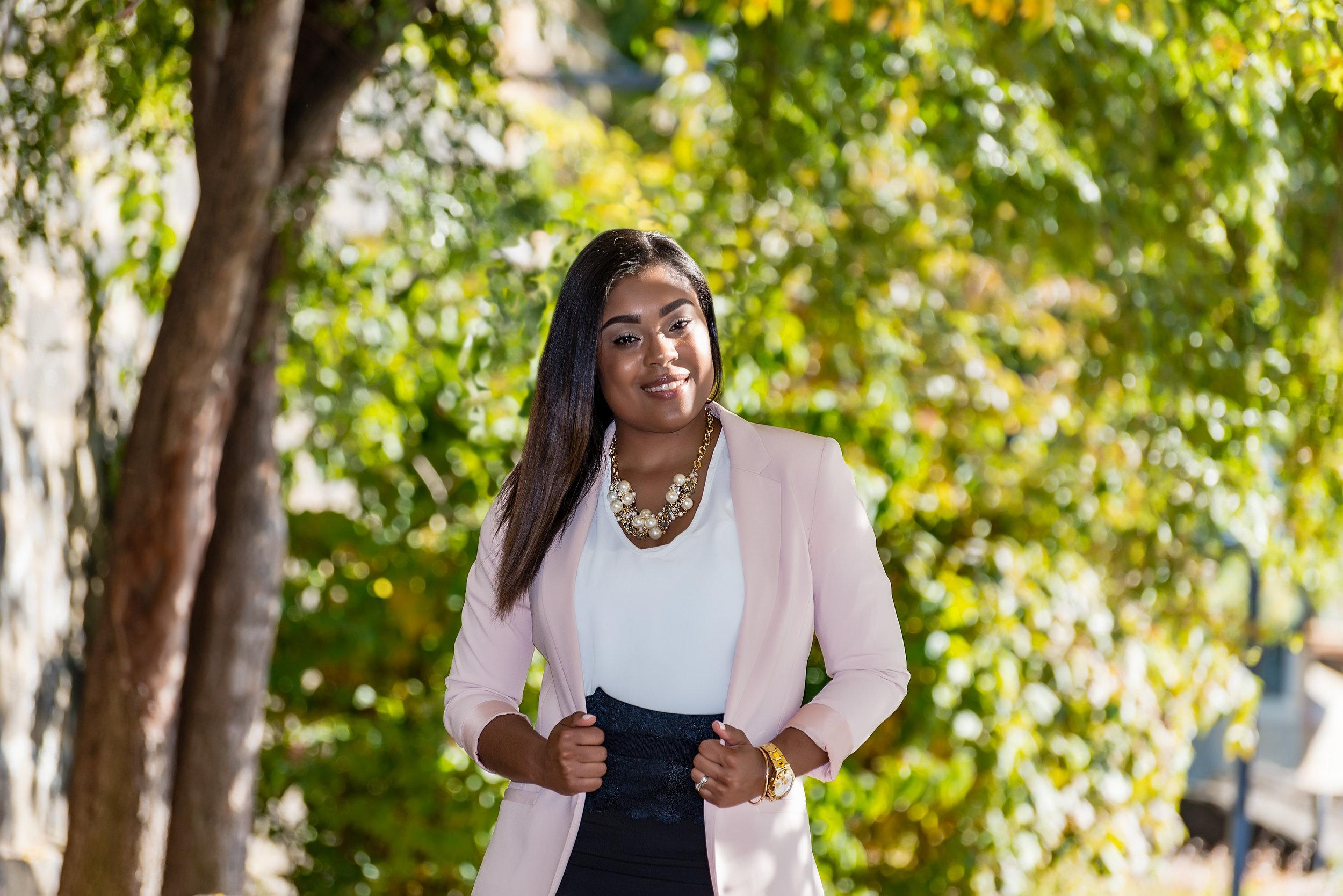 Tiffany Michelle Smith, Founder + CEO - The Modern Hello.