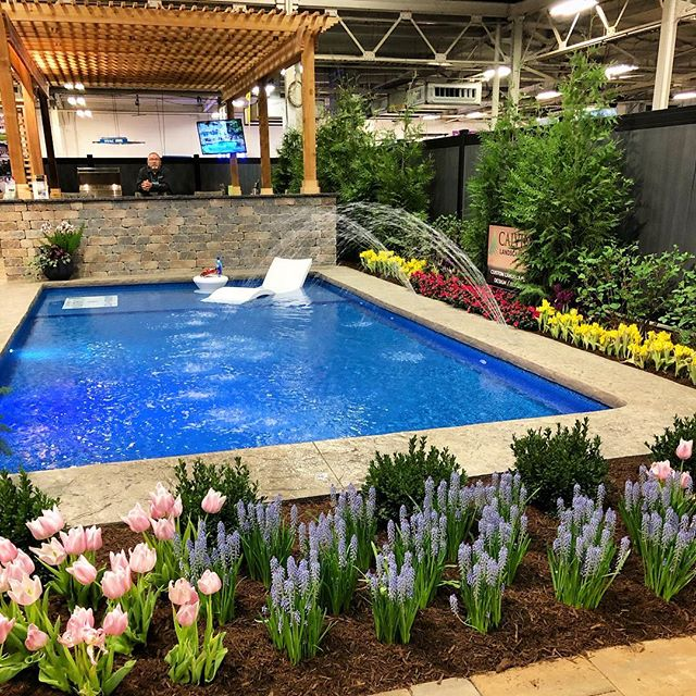 Dreaming of summertime at the @davis__homes Centerpiece Home at the Indianapolis Home Show! 🌷  #HeaterRealtyGroup #RealEstate #Realtor #Spring #Poolside #NewConstruction #DavisHomes #IndyHomeShow #MotherDaughterTeam #Indianapolis #Indy #FcTucker #Realty #HomeDesign #RealtorLife #RealEstateAgent #HomeDecor #Design #IndianapolisRealEstate #IndyLiving #buysellloveindy