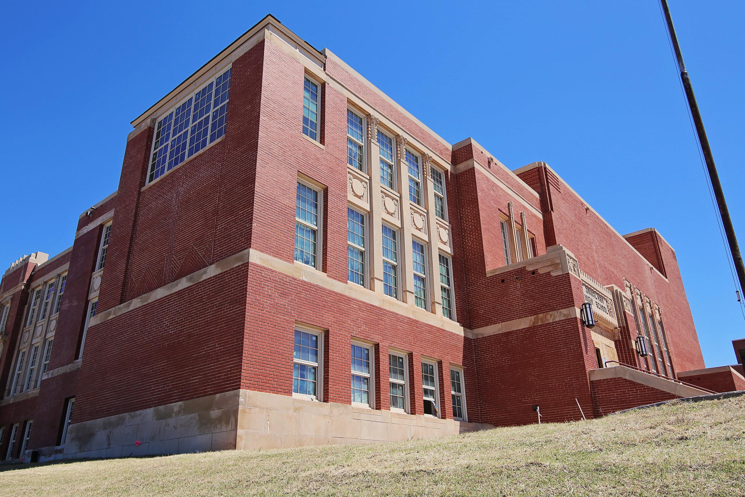 The Douglass Exterior.jpg