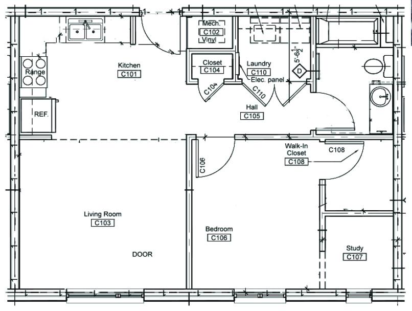 Douglass Next Door one bedroom floor plan.jpg