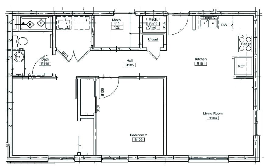 Douglass Next Door two bedroom floor plan.jpg