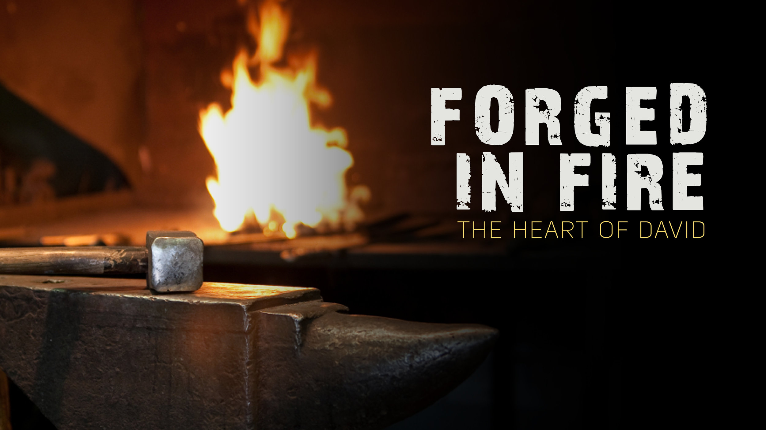 Forged In Fire: The Heart of David | September-November 2017