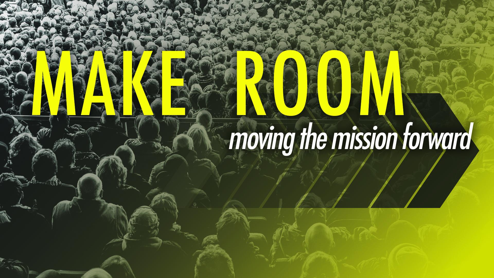 Make Room | August 2018