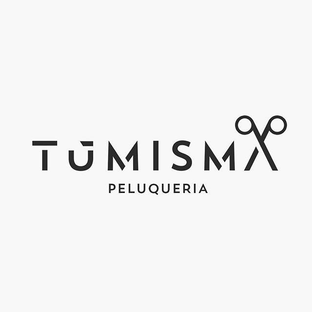 Logos: TúMisma Peluquería, 2016.