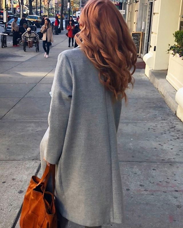 There she goes just a walkin' down the street... straight out of Jeffrey Stein Salon enlivening the streets of NYC.  Visit any of our esteemed color specialists and get that color you've always wanted. We offer you our expertise and years of experience. . . . . . . . . #jeffreysteinsalonnyc #jeffreystein #hairstylist #salonowners #behindthechair #modernsalon #americansalon #upperwestside #uwssalon #UWS #manhattan #nycsalon #hairsalon #haircrush #nycstylist #myhaircrush #beautyandhairdiaries #hairstyles #hairstylist #colorist #nyc #newyorkcity #newyork #hairgoals #haircolor #haircolorist #balayage #highlights #ombre #colorcorrection.