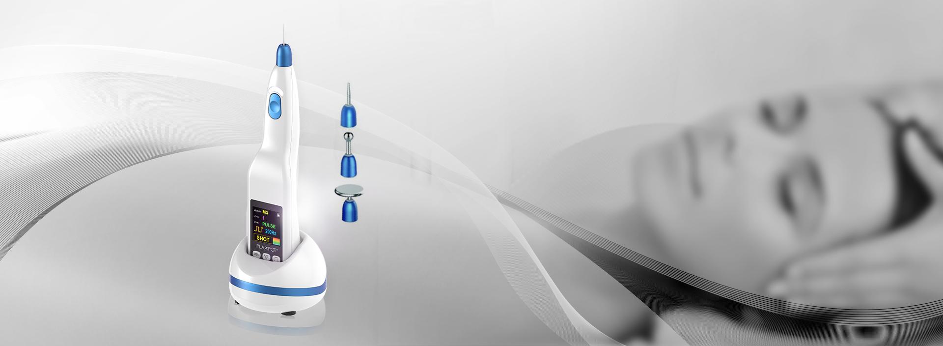 PLAXPOT PLASMA DEVICE - MEDICAL GRADE MULTI-PLASMA FLASH SKIN TIGHTENING TREATMENTS