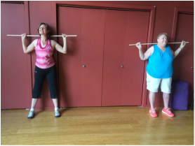 May/June 2015 - with Sue Bream