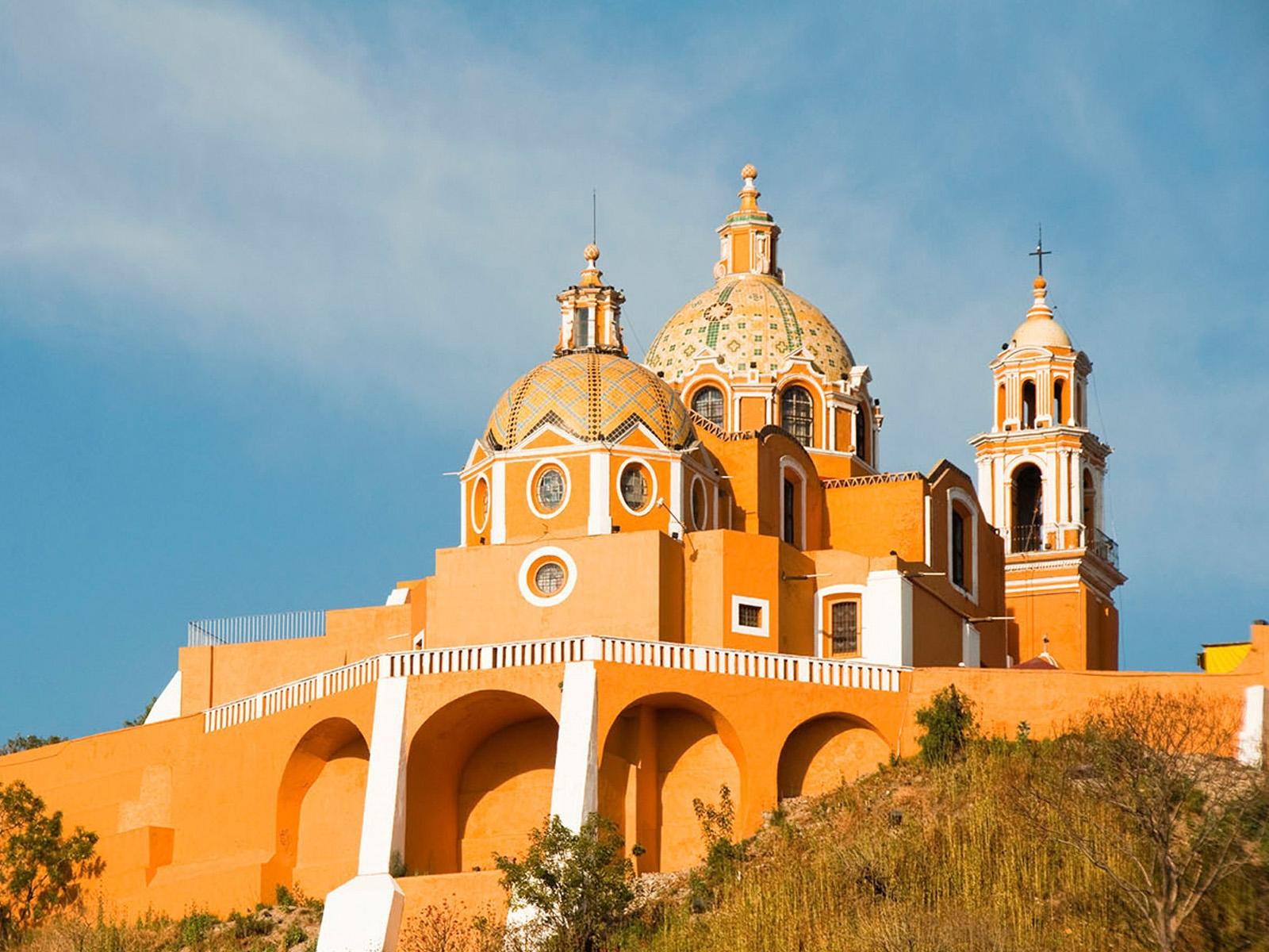Puebla + Cholula