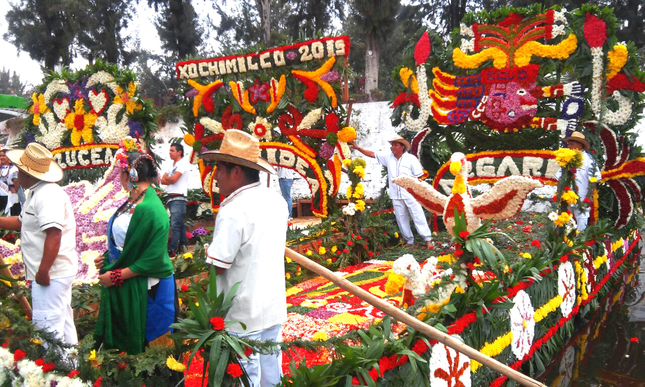 Copy of Xochimilco + Coyoacán Y Frida Kahlo