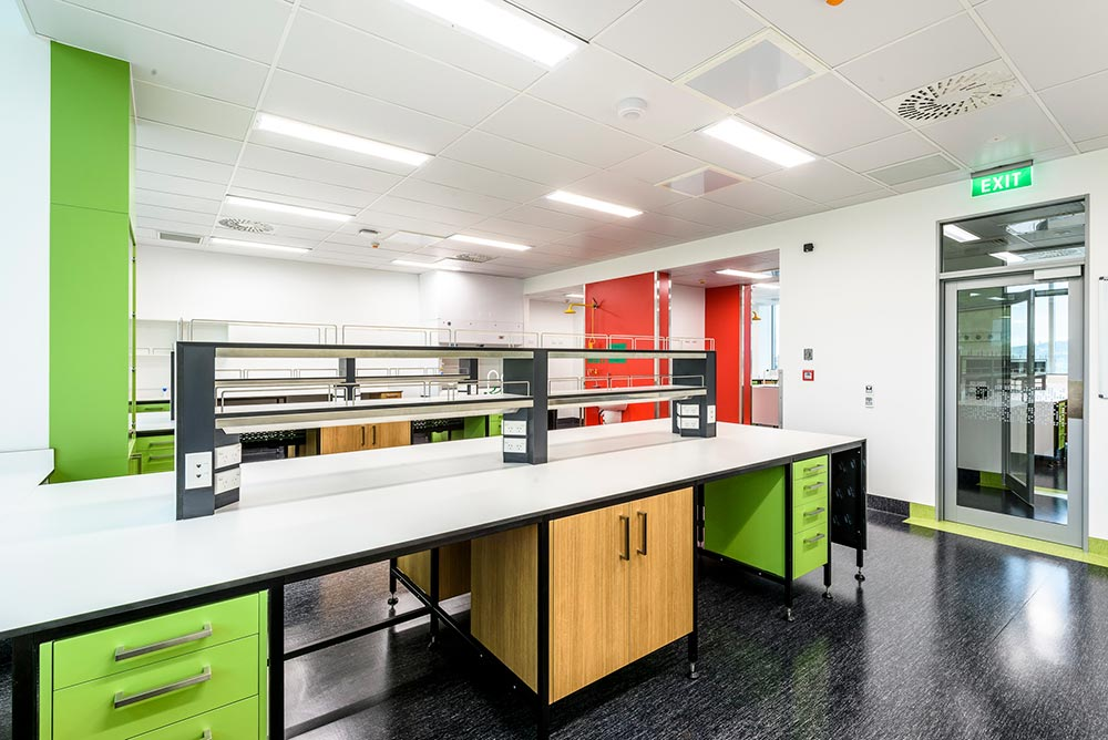 Plant and Food Research Laboratories
