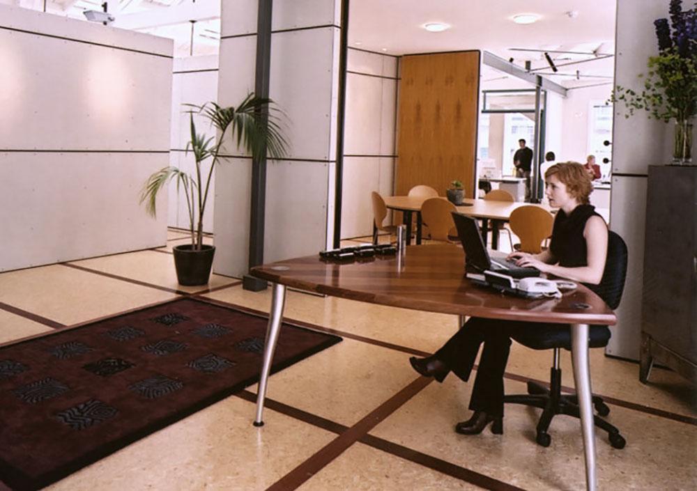 AbsolutIT Office Fit-out