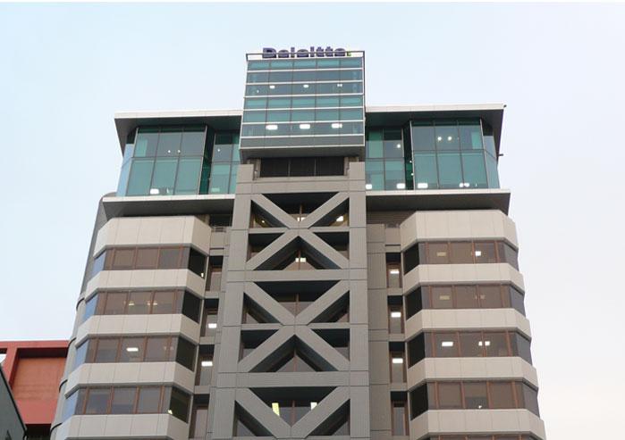 Deloitte House Extension & Refurbishment