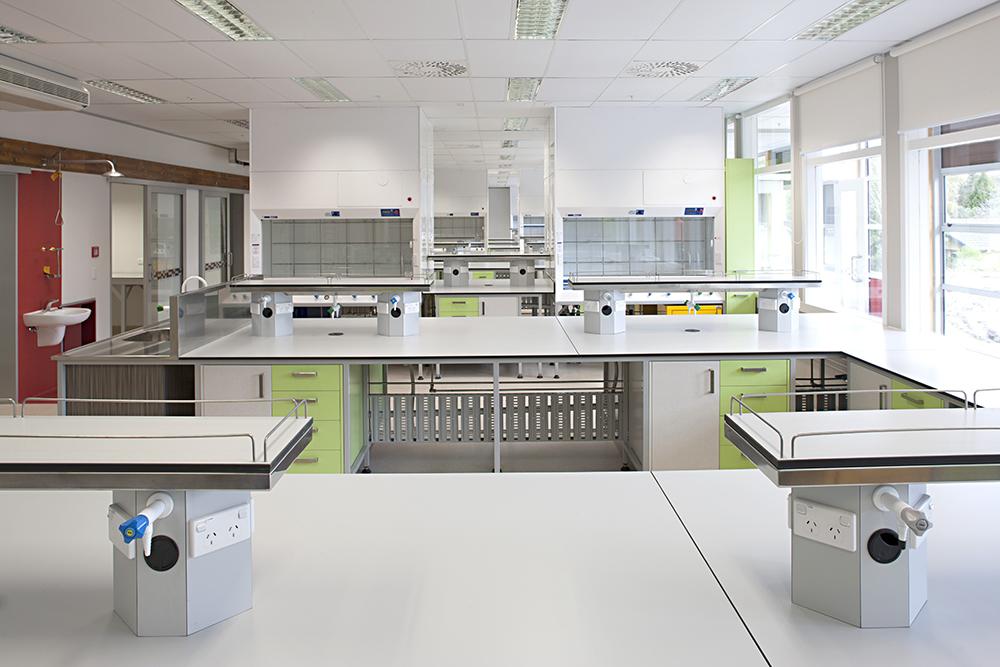 Orman Wing Research Laboratories - Scion, Rotorua