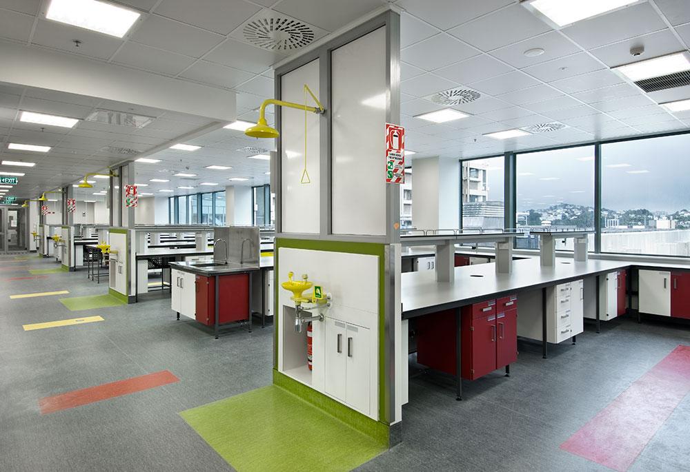 Alan MacDiarmid Building - Victoria University of Wellington