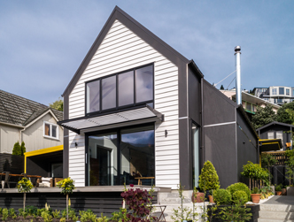 Lyttelton House New Build