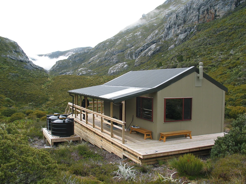 Granity Pass Hut - Kahurangi National Park