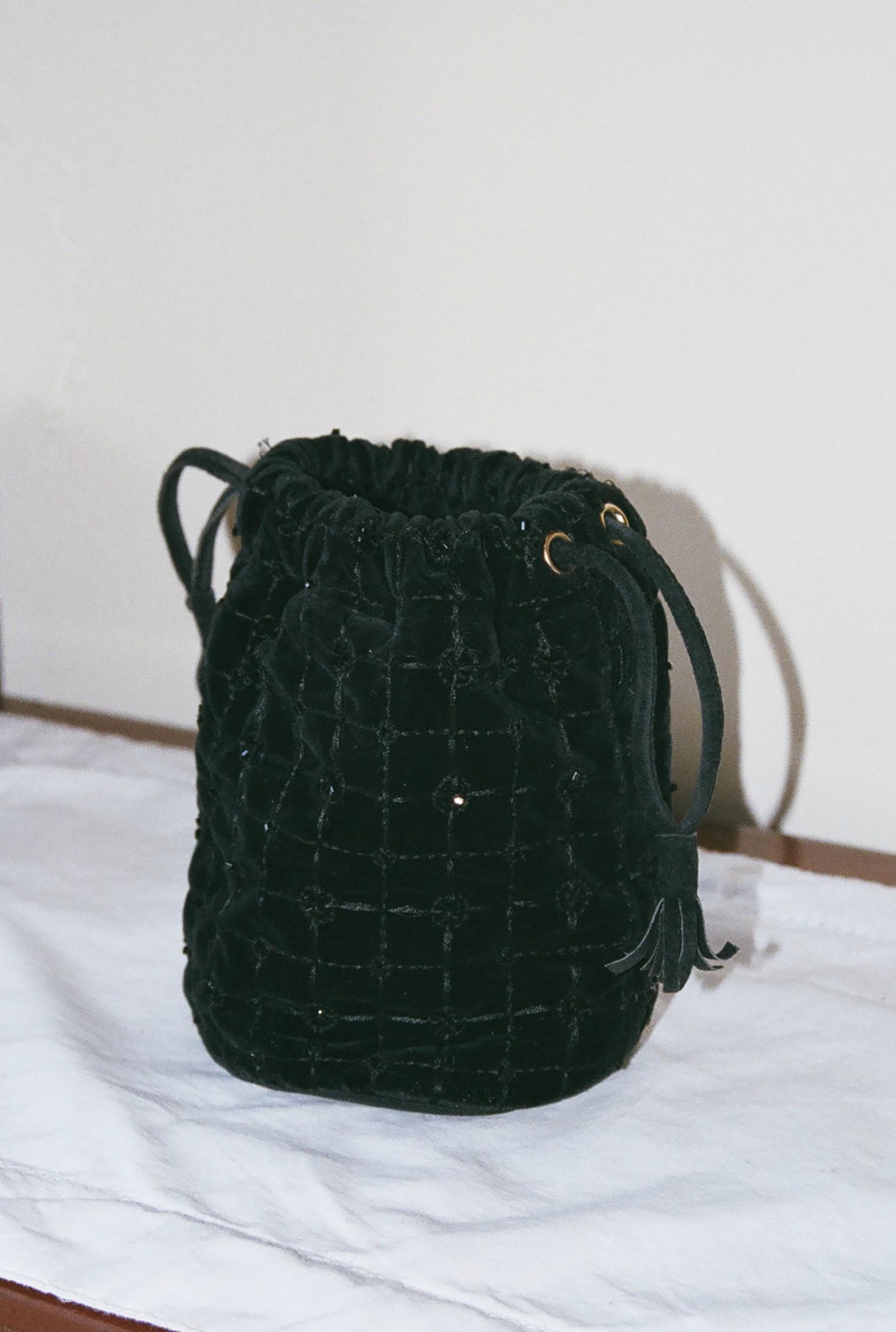 prada velvet embellished purse 1.jpg