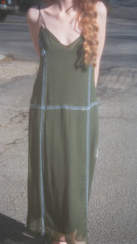 prada silk sage dress 03.jpg