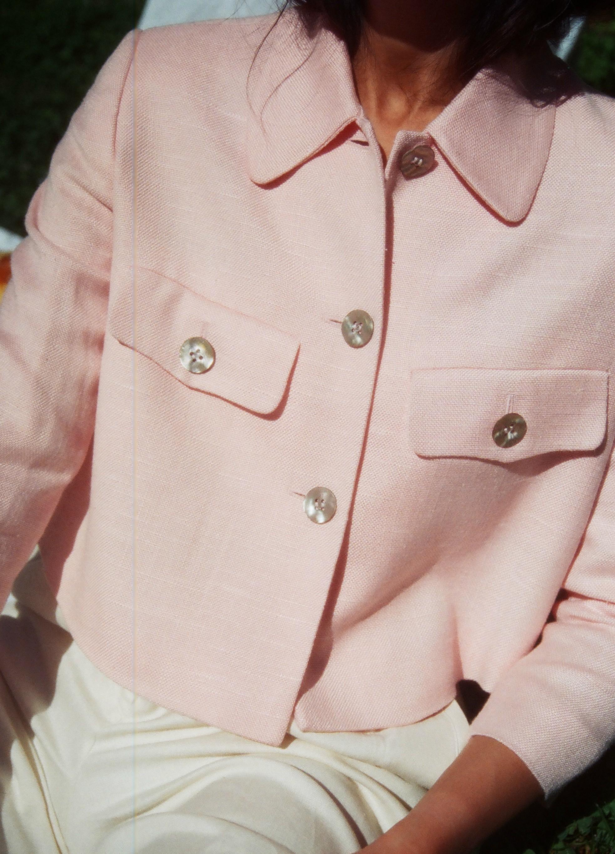 guy laroche pink jacket 1.jpg