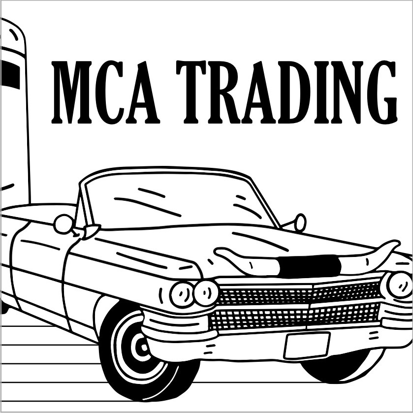 MCA TRADING CO.   LOGO DESIGN