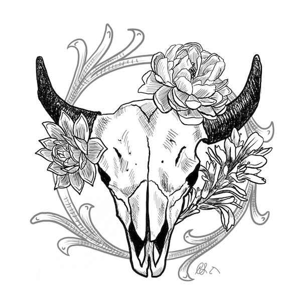 Floral Bison.png