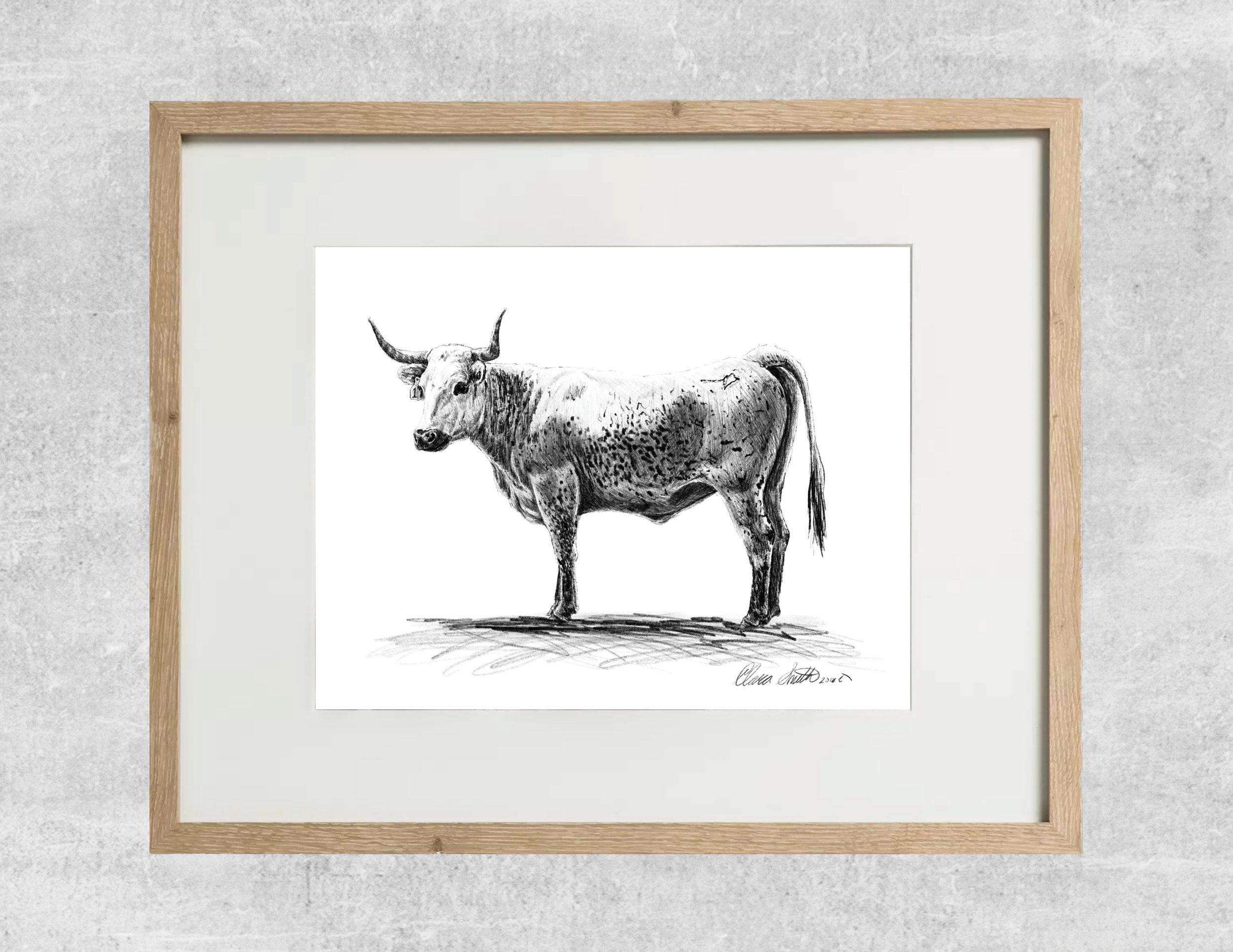 longhorn framed.jpg