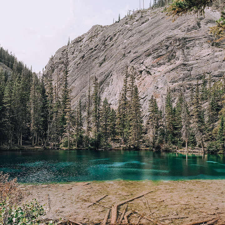 Grassi Lakes - Canmore