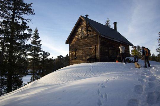 Tuttle Lodge, California