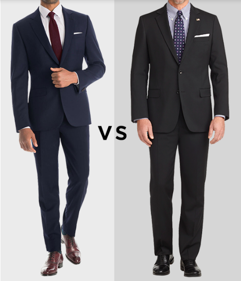 Hired suit vs made to measure suit