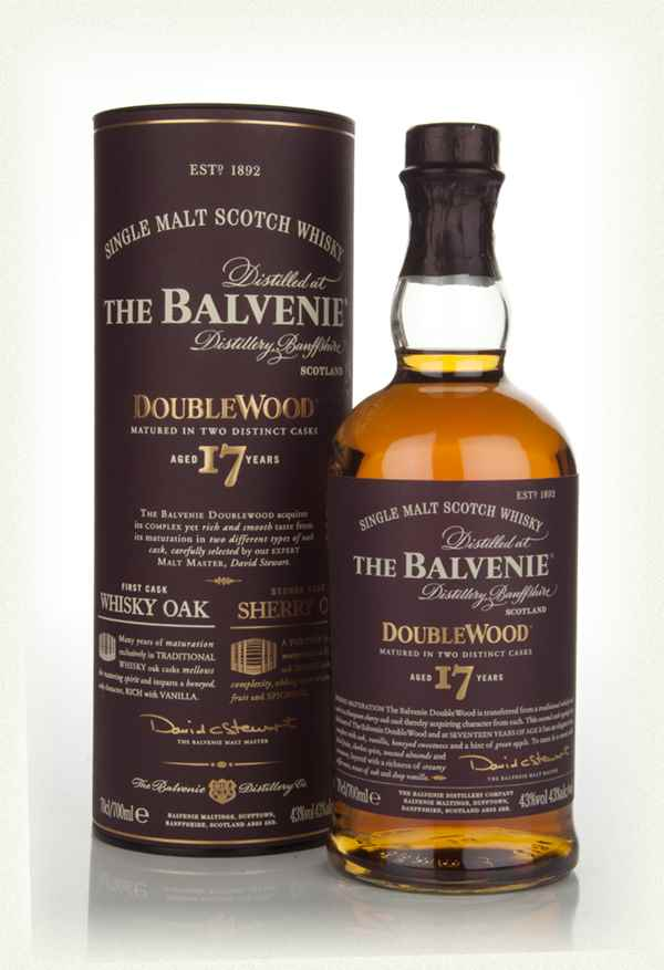 Balvenie 17 Year Old