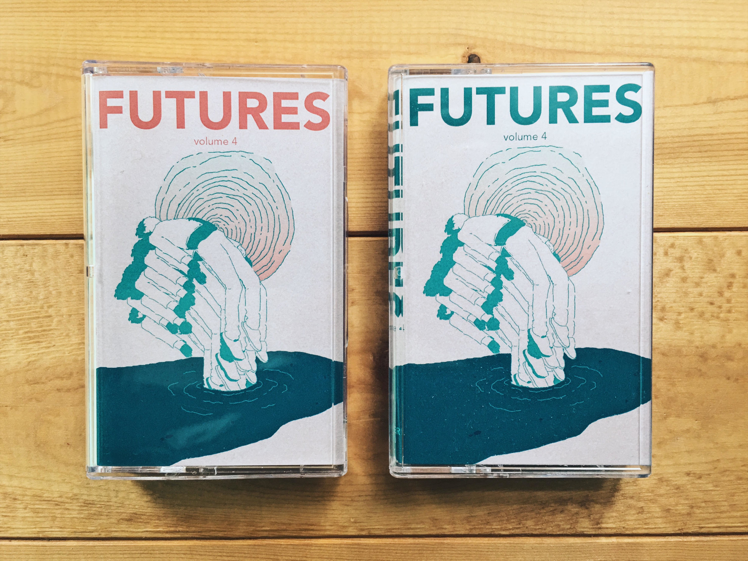 Inner Ocean Records Drops Futures Vol  4 Compilation on