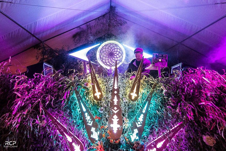 Goopsteppa performing at Solasta 2017 ( Credit:         Reston Campbell Photography    )