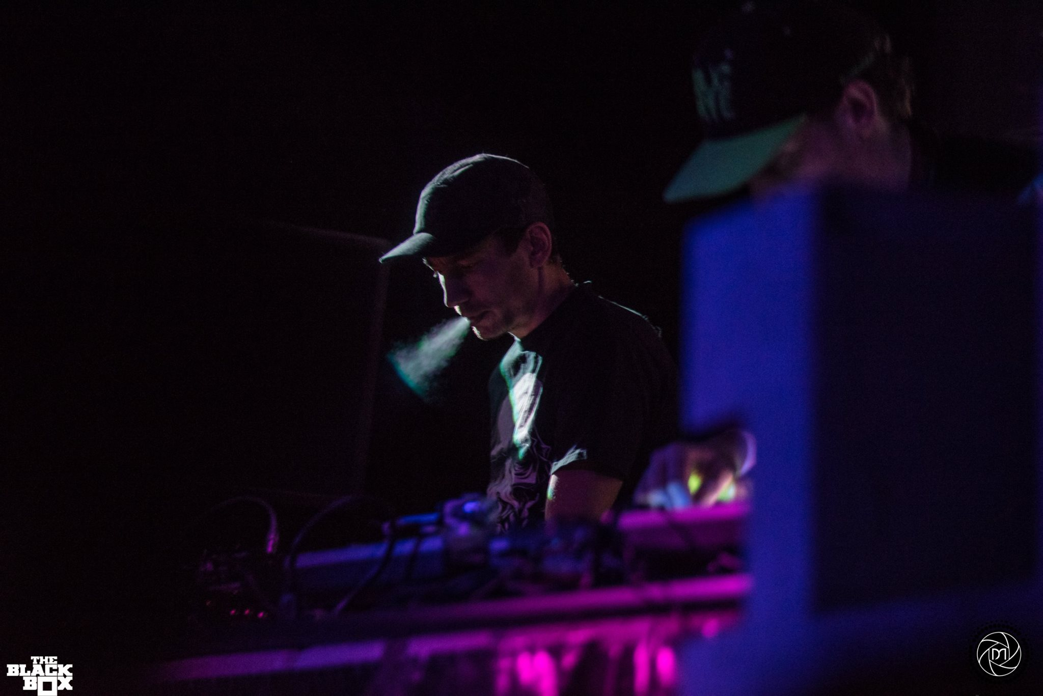 Wallis performing with K.L.O at the Black Box in Denver, CO in July 2018 ( Credit:     Dark Matter Photography    )