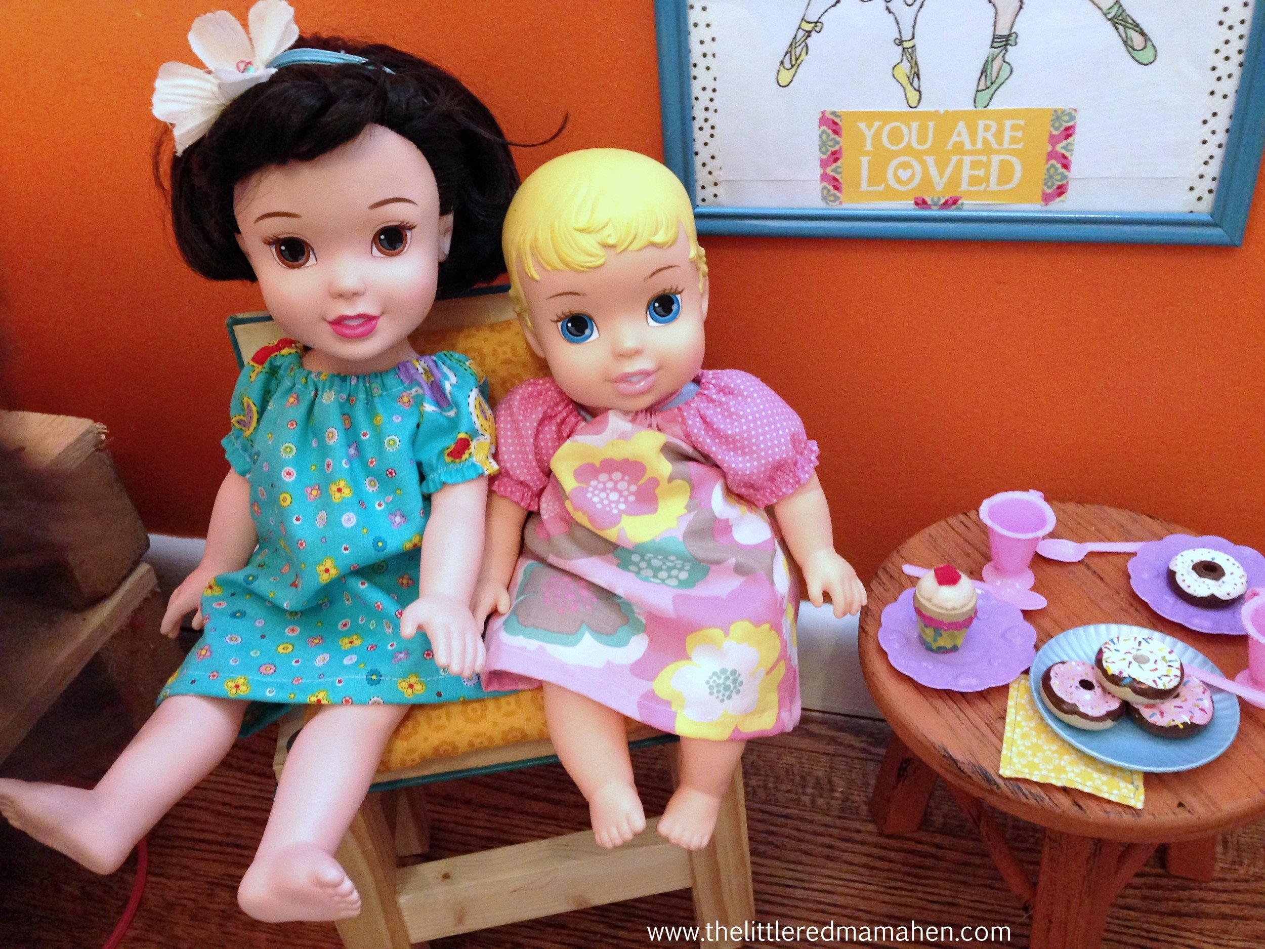disney doll handmade clothes