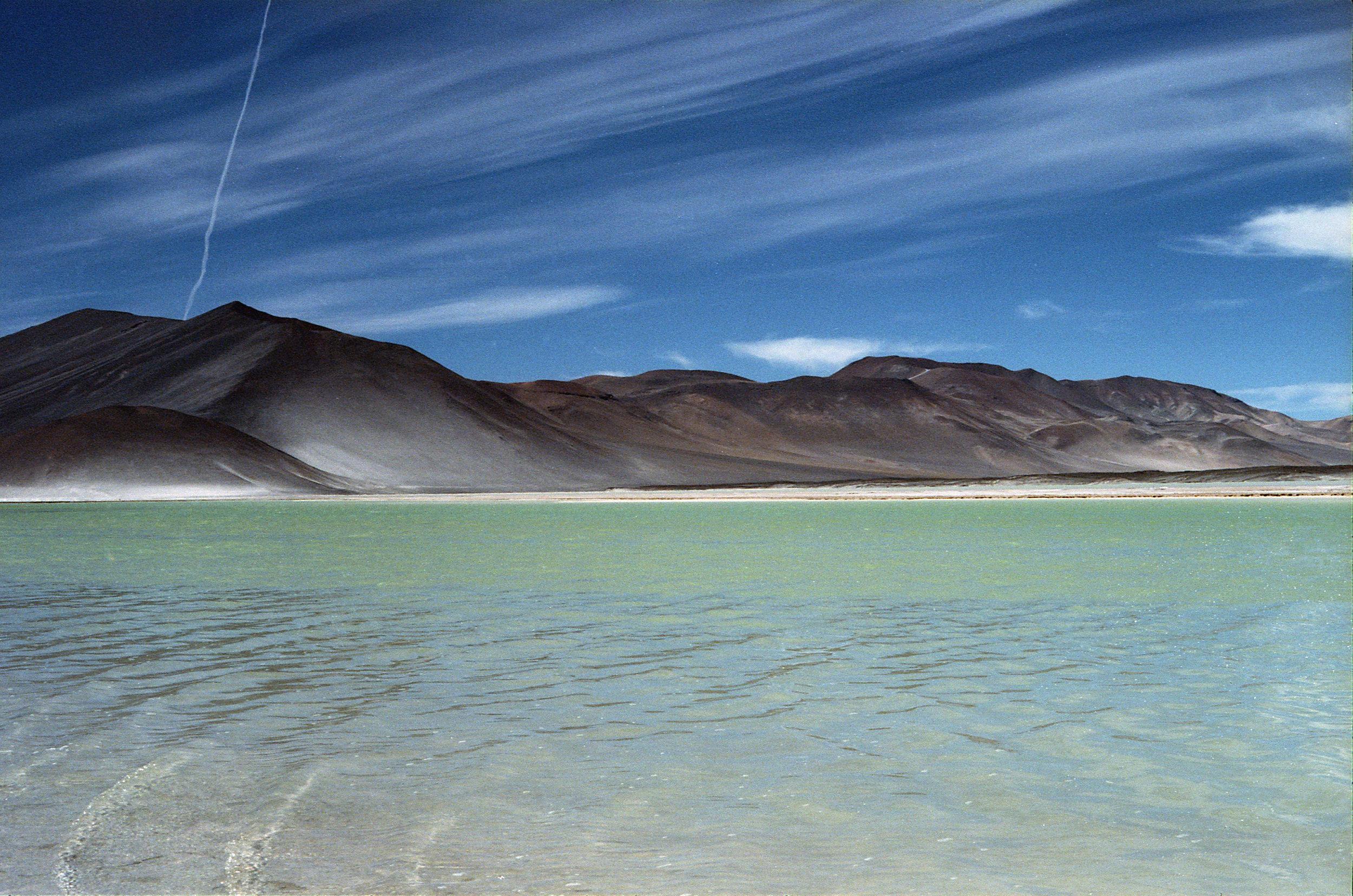 Piedras Rojas, Atacama Desert, Chile, 2017. Image © Lindsay Comstock.