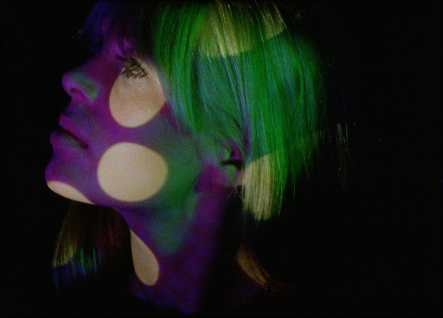 """Andy Warhol, """"Nico"""" / """"Nico Crying"""", 1966. Pictured: Nico. [MOM 45926 frame-036879]. ©2018 The Andy Warhol Museum, Pittsburgh, PA, a museum of Carnegie Institute. All rights reserved."""