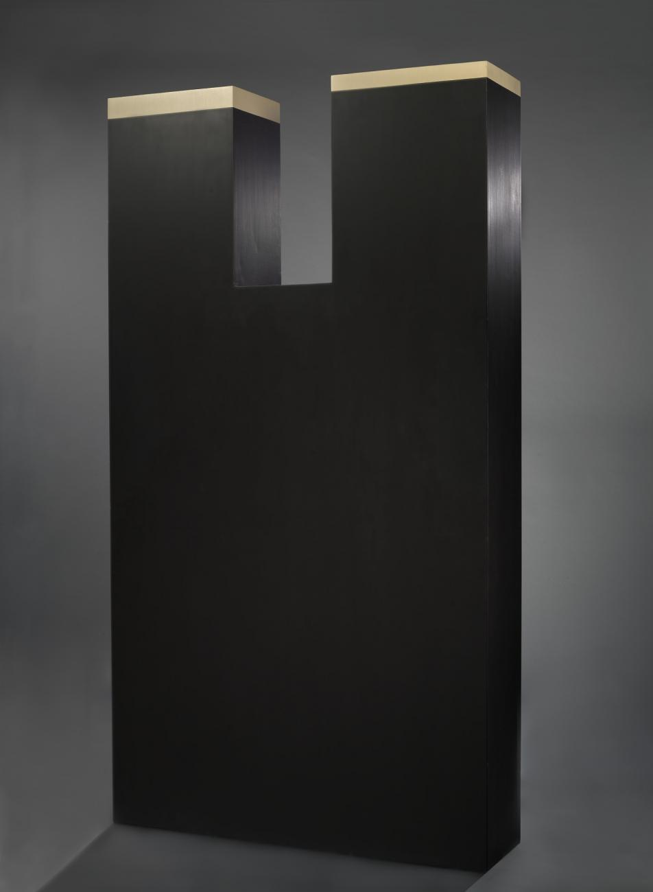 Anne Truitt, Keep, 1962, acrylic on wood, Smithsonian American Art Museum, Gift of Mr. and Mrs. Philip M. Stern