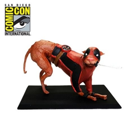 Kathy B - Dogpool Metal Miniature Signature Edition