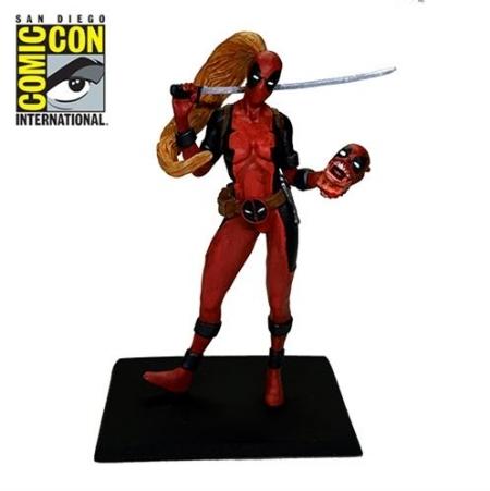 @x3cin - Lady Deadpool Metal Miniature Signature Edition