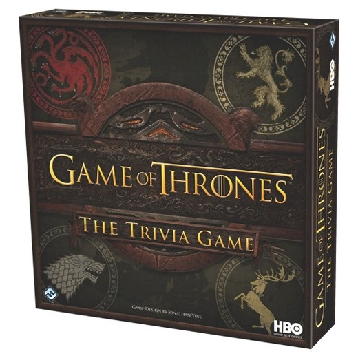 Hunter R - Game of Thrones Trivia Game - As Heard on the Show!
