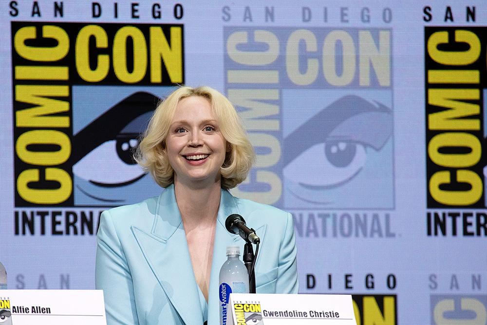 """Gwendoline """"Brienne"""" Christie"""